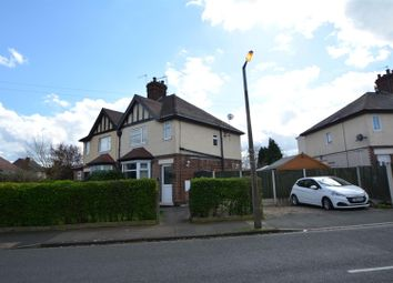 Thumbnail 3 bed semi-detached house for sale in Ravensdale Avenue, Long Eaton, Nottingham