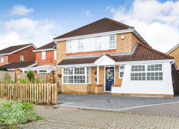 Heathcote Gardens, Harlow, Essex CM17. 4 bed detached house for sale