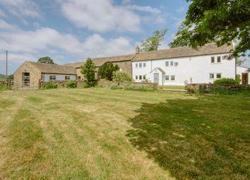 Thumbnail 4 bed farmhouse for sale in Draughton, Skipton