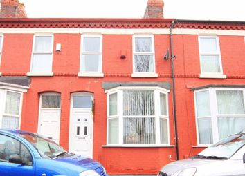 Thumbnail 2 bed terraced house for sale in Buckland Street, Aigburth, Liverpool