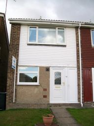 Thumbnail 2 bed end terrace house to rent in St. Johns Avenue, Kingsthorpe, Northampton