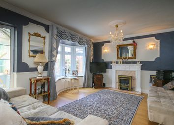 Thumbnail 3 bed detached house for sale in The Crofts, Upper Halliford Green, Shepperton