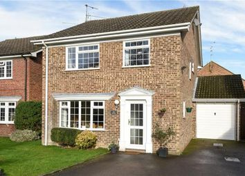 Thumbnail 4 bed detached house for sale in Hilfield, Yateley, Hampshire