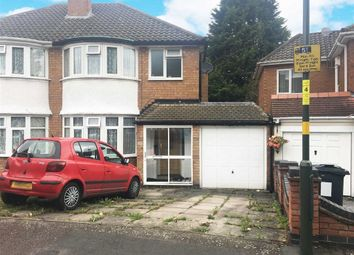 Thumbnail 3 bed semi-detached house for sale in Jephson Drive, Birmingham
