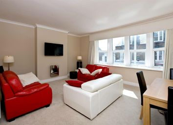 Thumbnail 3 bedroom flat for sale in Holstein Avenue, Weybridge