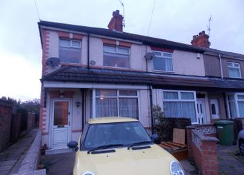 Thumbnail 2 bed end terrace house for sale in Cleveland Gardens, Grimsby