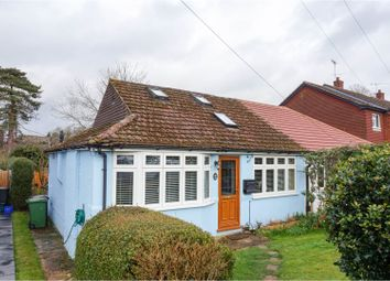 Thumbnail 2 bed semi-detached bungalow for sale in Driftwood Avenue, St. Albans