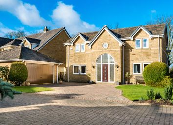 Thumbnail 4 bed detached house for sale in Olde Stoneheath Court, Long Lane, Heath Charnock, Chorley