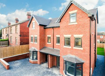 Thumbnail 5 bed semi-detached house for sale in Gedham, Off Kingsway, Ossett