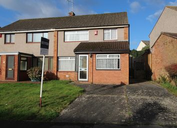 Thumbnail 3 bedroom semi-detached house for sale in Charnwood Road, Whitchurch, Bristol