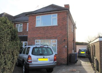 Thumbnail 3 bed semi-detached house for sale in Vicarage Road, Chellaston, Derby