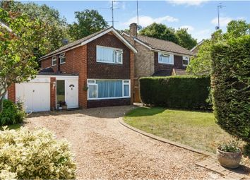 Thumbnail 4 bed link-detached house for sale in Maple Road, Sendmarsh, Ripley