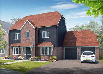 Thumbnail 5 bed detached house for sale in Redlands Lane, Emsworth