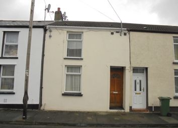 Thumbnail 2 bed terraced house to rent in Aman Court, Aberdare