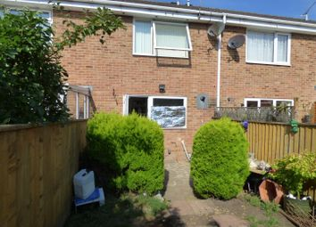 Thumbnail 2 bed terraced house for sale in Leeson Drive, Ferndown