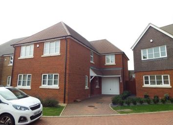 Thumbnail 4 bed property for sale in Brambles Edge, Houghton Regis, Dunstable, Bedfordshire