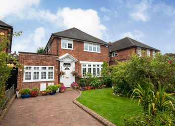 Thumbnail 4 bed detached house for sale in Woodhall Drive, Pinner, Middlesex