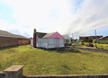 Thumbnail 2 bed detached bungalow for sale in Beach Drive, Scratby, Great Yarmouth