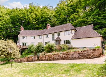 Thumbnail 5 bed detached house for sale in Hillside House, Stinchcombe Hill, Dursley, Gloucestershire