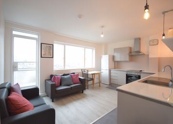 Thumbnail 3 bed flat to rent in Pemberton Garden, Archway, London