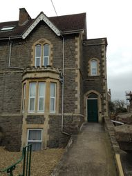 Thumbnail 1 bed flat to rent in Hallam Road, Clevedon