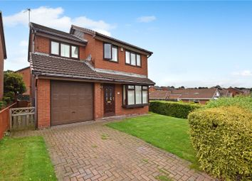 Thumbnail 4 bed detached house for sale in Sandmead Close, Morley, Leeds