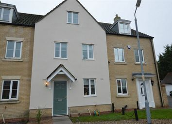 Thumbnail 3 bed terraced house for sale in Beckside, Horsford, Norwich, Norfolk