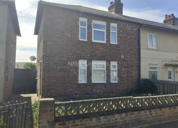 Thumbnail 3 bed semi-detached house to rent in Challoner Road, Hartlepool