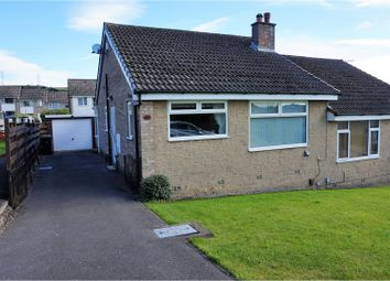 Thumbnail 1 bed semi-detached bungalow for sale in Elm Tree Close, Long Lee