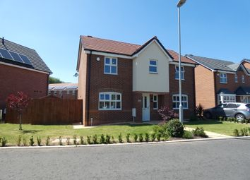 Thumbnail 4 bed detached house for sale in Vicarage Crescent, Coppull, Chorley
