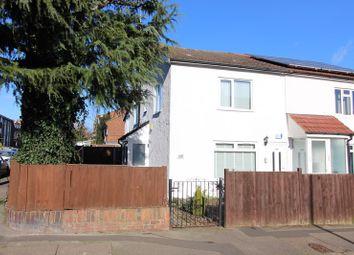 2 bed flat for sale in Bulwer Road, New Barnet, Barnet EN5
