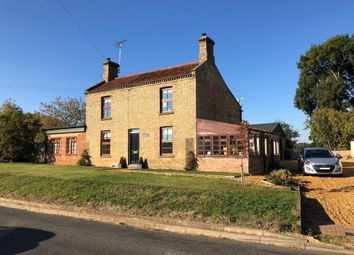 Thumbnail 4 bed detached house for sale in Lynn Road, Shouldham, King's Lynn
