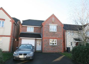 Thumbnail 4 bedroom detached house to rent in Walkers Way, Wootton, Northampton