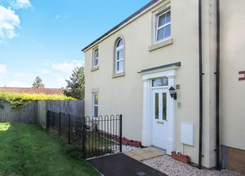 Thumbnail 3 bed end terrace house for sale in Kingswood Road, Crewkerne