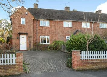 Thumbnail 3 bed end terrace house for sale in Bouldish Farm Road, Ascot, Berkshire