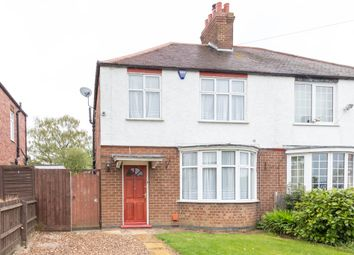 Thumbnail 3 bed semi-detached house for sale in Brickhill Road, Wellingborough