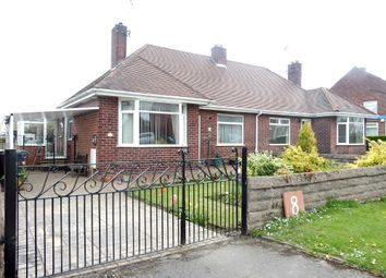 Thumbnail 2 bed semi-detached bungalow for sale in Rotherham Road, Clowne, Chesterfield