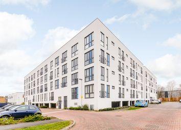 Thumbnail 2 bedroom flat for sale in Salvisberg Court, Otto Road, Welwyn Garden City