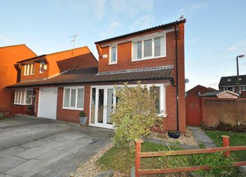 Thumbnail 3 bed link-detached house for sale in New Tower Court, Wallasey