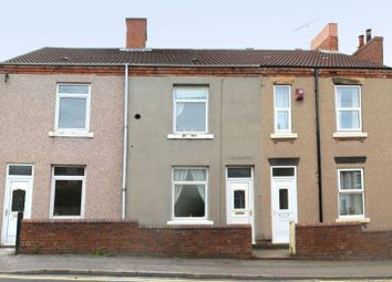 Thumbnail 2 bed terraced house for sale in Station Road, Brimington, Chesterfield