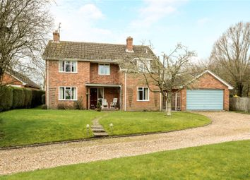 Thumbnail 4 bed detached house for sale in The Orchard, Easton Royal, Pewsey, Wiltshire
