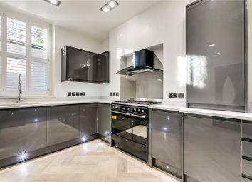 Thumbnail 4 bed flat to rent in Palliser Court, Palliser Road, London