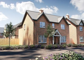 "Thumbnail 4 bed detached house for sale in ""The Ambleside"" at Stocks Lane, Winslow, Buckingham"