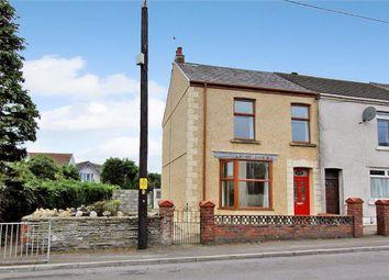 Thumbnail 3 bedroom end terrace house for sale in West Street, Swansea