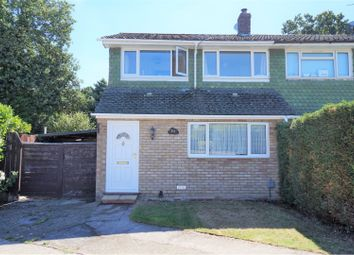 Thumbnail 3 bed end terrace house for sale in Beechnut Drive, Darby Green