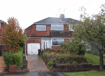 Thumbnail 3 bed semi-detached house for sale in Standhills Road, Kingswinford