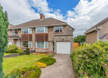 Thumbnail 3 bed semi-detached house for sale in Ravenscourt Close, Penylan, Cardiff