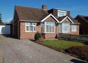 Thumbnail 1 bed semi-detached bungalow for sale in Park Lane, Duston, Northampton
