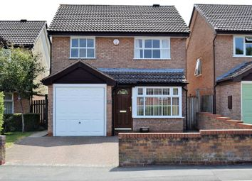 Thumbnail 3 bed detached house for sale in Nightingale Way, Midsomer Norton, Radstock
