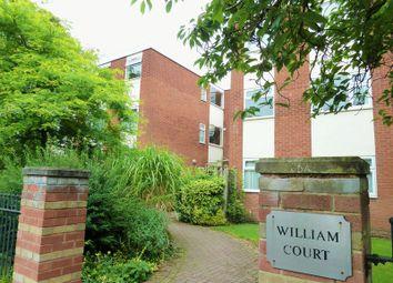 Thumbnail 1 bed flat for sale in William Court, Clarendon Road, Edgbaston, Birmingham